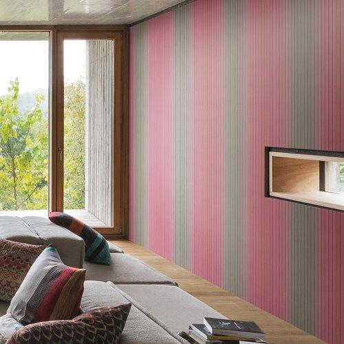 MI10072 York Wallcoverings Missoni Home Vertical Stripe Wallpaper  Part 67