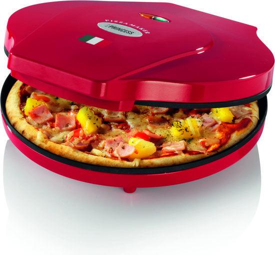 Princess 115000 PIZZA MAKER. Overheerlijke pizza's maken in een handomdraai!  Neem een kijkje op KeukenExpress.com!