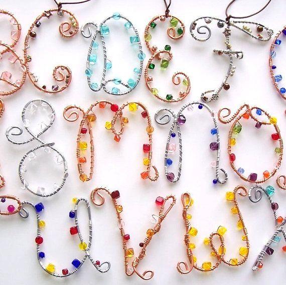 26 best letras alambre images on Pinterest | Copper wire, Wire ...
