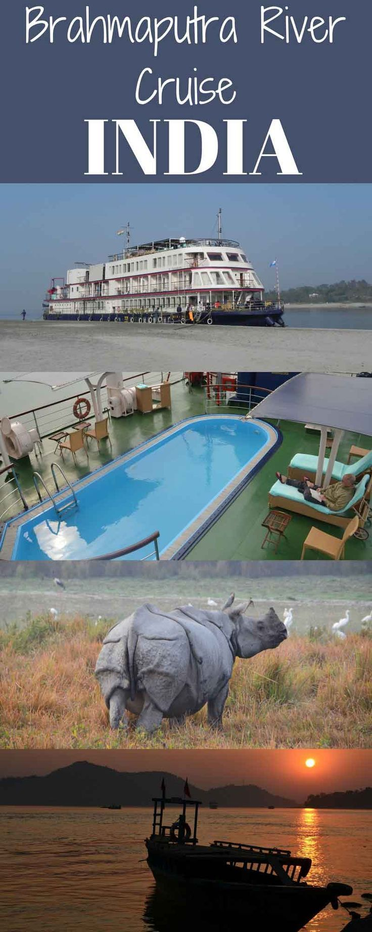 Brahmaputra River Cruise in Assam India https://travel2next.com/brahmaputra-river-cruise-assam-india/?utm_campaign=coschedule&utm_source=pinterest&utm_medium=Travel%202%20Next&utm_content=Brahmaputra%20River%20Cruise%20in%20Assam%20India
