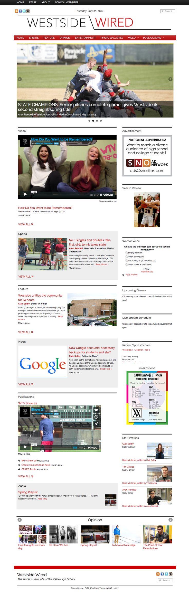 59 best Homepage Design Ideas for SNO FLEX Sites images on Pinterest ...