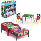 Free Shipping. Buy Disney Mickey Mouse Playhouse 4 Piece Toddler Bedding Set at Walmart.com
