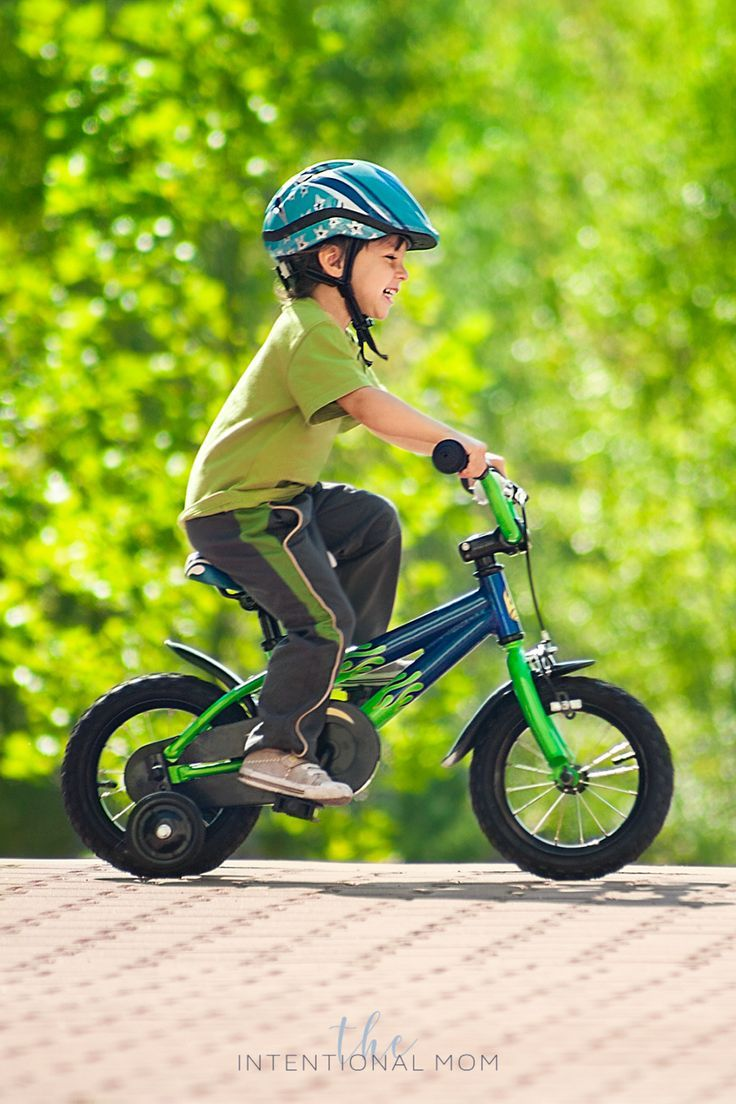 Teach Your Kid To Ride A Bike In 30 Minutes Or Less Toddler