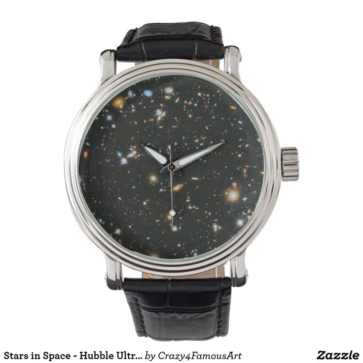 Stars in Space - Hubble Ultra Deep Field Watch