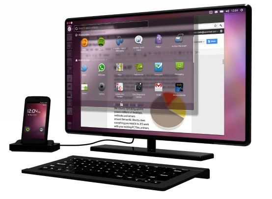 Canonical, l'azienda che da un po' di tempo sta dietro allo sviluppo di Ubuntu, il più diffuso sistema operativo Linux based, ha anticipato i suoi piani per una futura integrazione tra il loro OS e i telefoni Android.