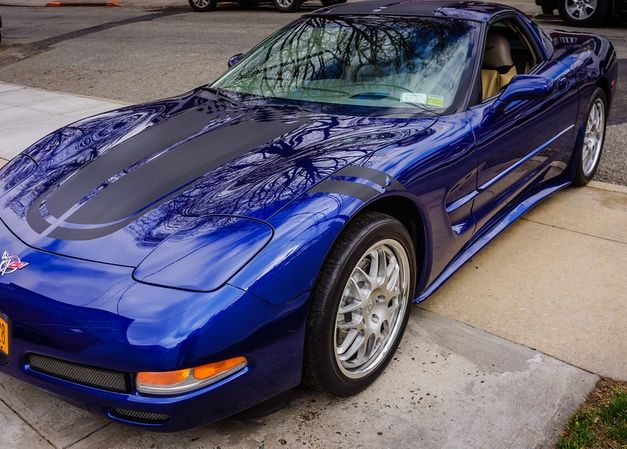 C5 Corvette Zr1 Style Side Skirts Package Painted Or Hydro Carbon Corvette Zr1 Expensive Sports Cars Corvette