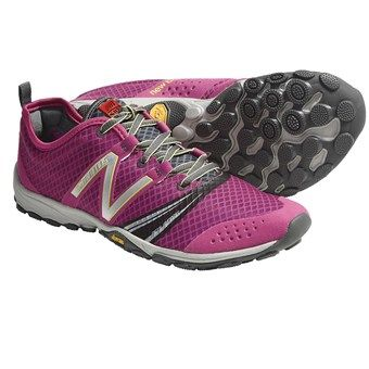 New Balance Minimus WT20 Trail Running Shoes - Minimalist (For Women) in Pink/Grey