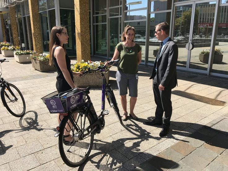 The ACT Government's fleet of electric bikes has been employed enthusiastically by staff in four directorates along the Northbourne-Civic corridor.Minister for Climate Change and Sustainability Shane Rattenbury said that the …