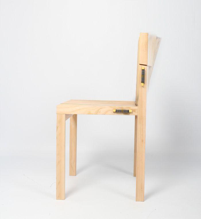 1000 ideas about chaises bois on pinterest chaise bois - Chaises design bois ...