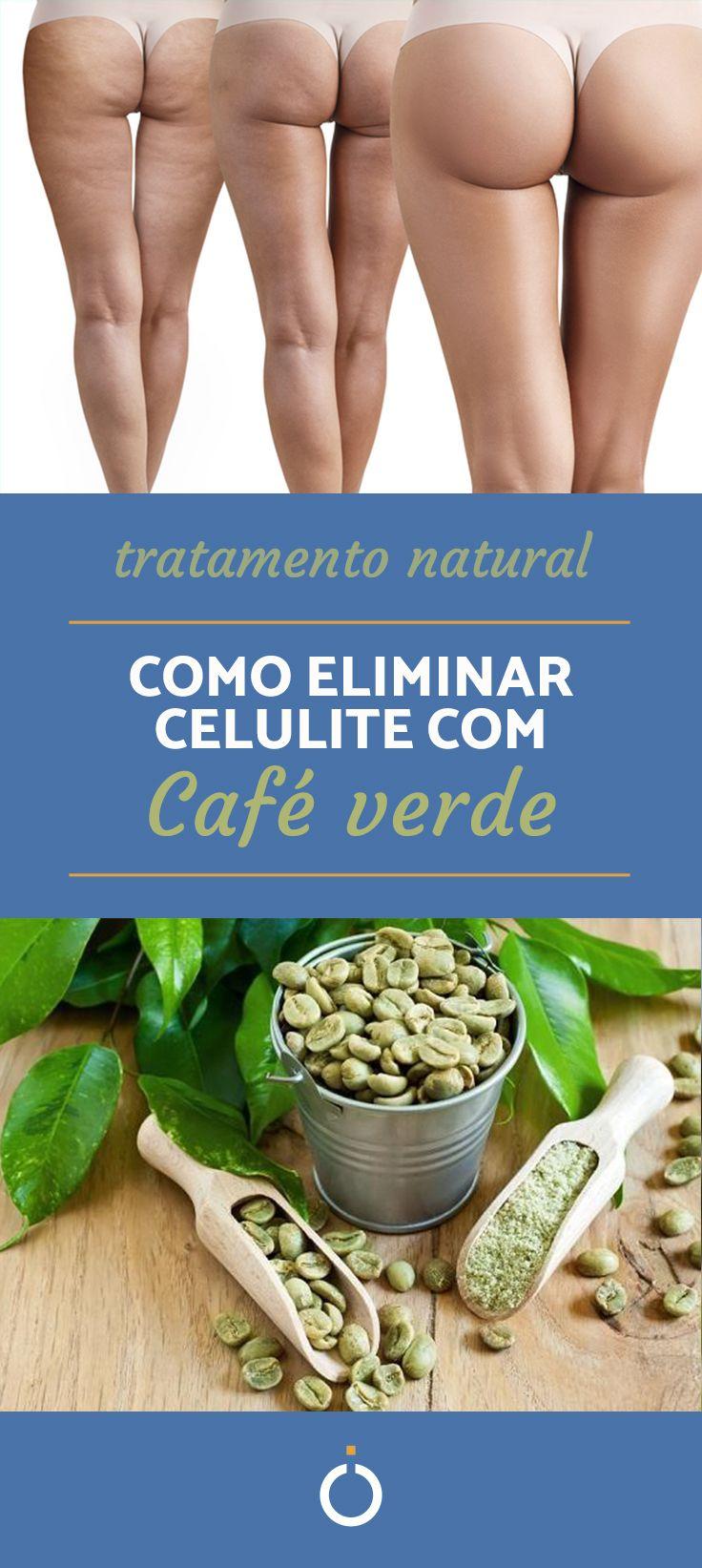 Você sabia que o CAFÉ VERDE é um grande inimigo da CELULITE?! Entre no artigo e descubra como eliminar celulite com café verde de um jeito fácil, econômico e natural! #celulite #pele #beleza #mulher #corpo #remédionatural