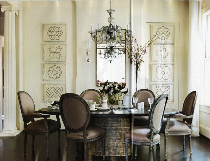 A Few Words From: Natalie. Gray Dining RoomsGray ...
