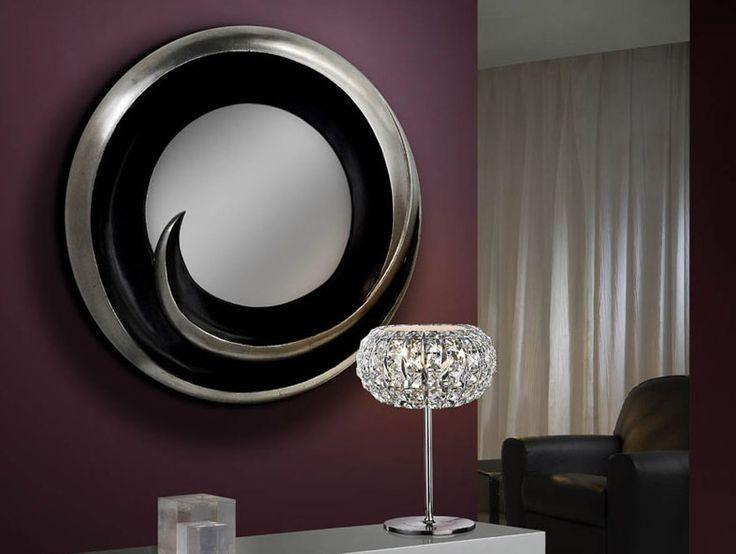 Espejos modernos modelo vento espejos beltran tu tienda for Espejos decorativos modernos