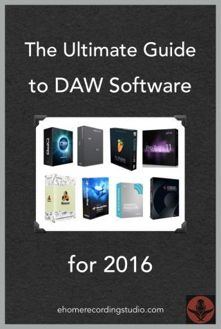 The Ultimate Guide to DAW Software for 2016