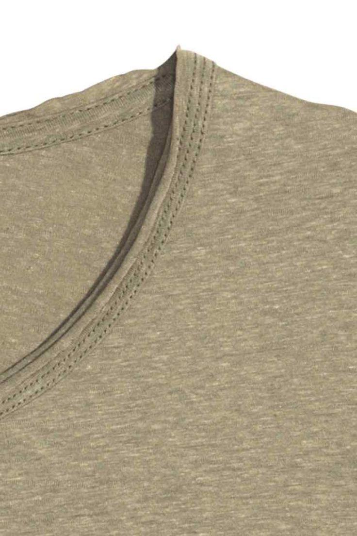 T-shirt | H&M                                                                                                                                                                                 Mais                                                                                                                                                                                 Mais