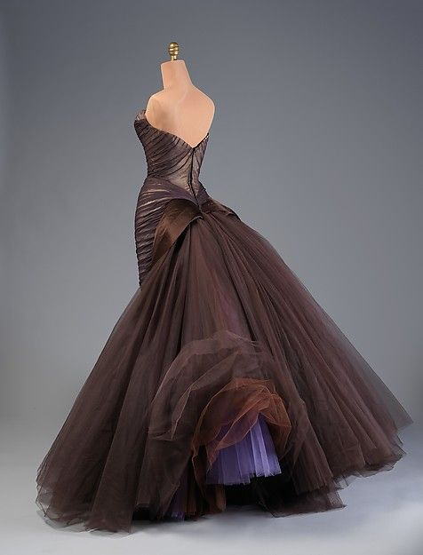 """""""Butterfly"""", Charles James, 1955"""
