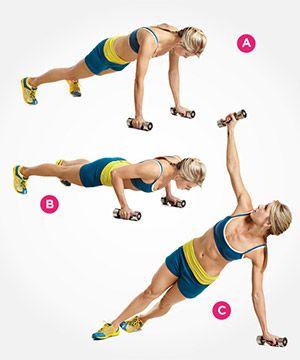 8 ασκήσεις με βαράκια