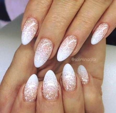 Nails silver gold prom 44+ Ideas #nails