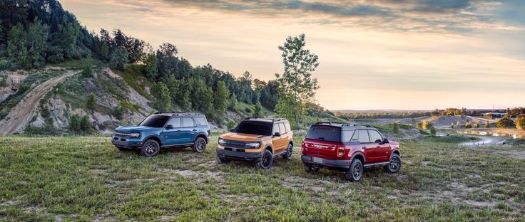 2021 Ford Bronco Sport in 2020 Ford bronco, Bronco