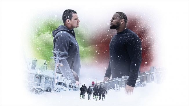 Nike Welcomes Winter With Epic Star-Studded Two-Minute 'Snow Day' Commercial More than 20 athletes brave the cold in style By Tim Nudd http://amapnow.com http://my.gear.host.com http://needava.com http://renekamstra.com