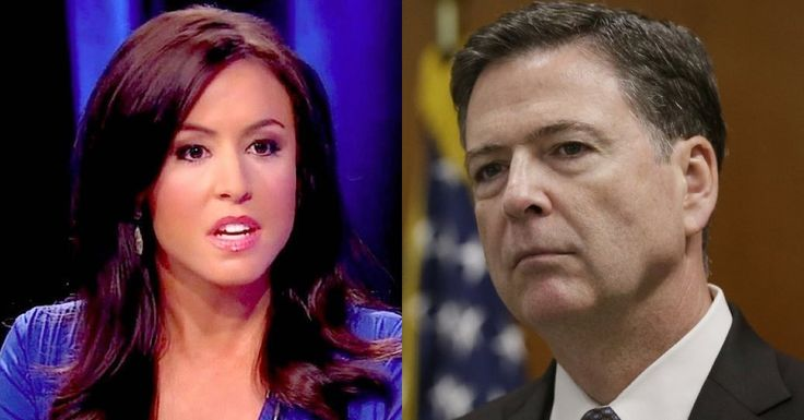 Andrea Tantaros Drops The HAMMER On Obama?s FBI Director? She?s EXACTLY Right