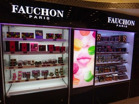 Fauchon store