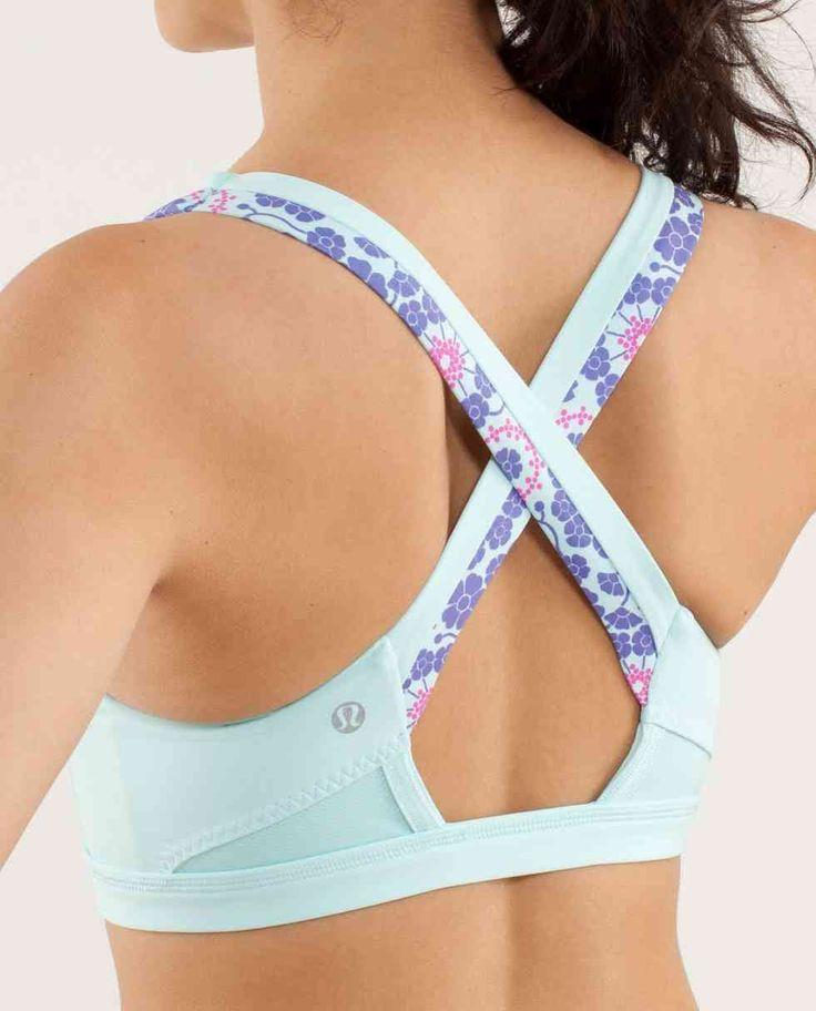 run: stuff your bra ii   women's bras   lululemon athletica on Wanelo