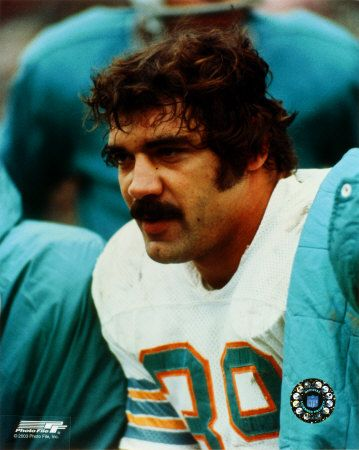 Larry Csonka, Miami Dolphins One of the greatest players ever,
