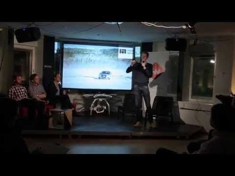 Stockholm Talk Drones - YouTube