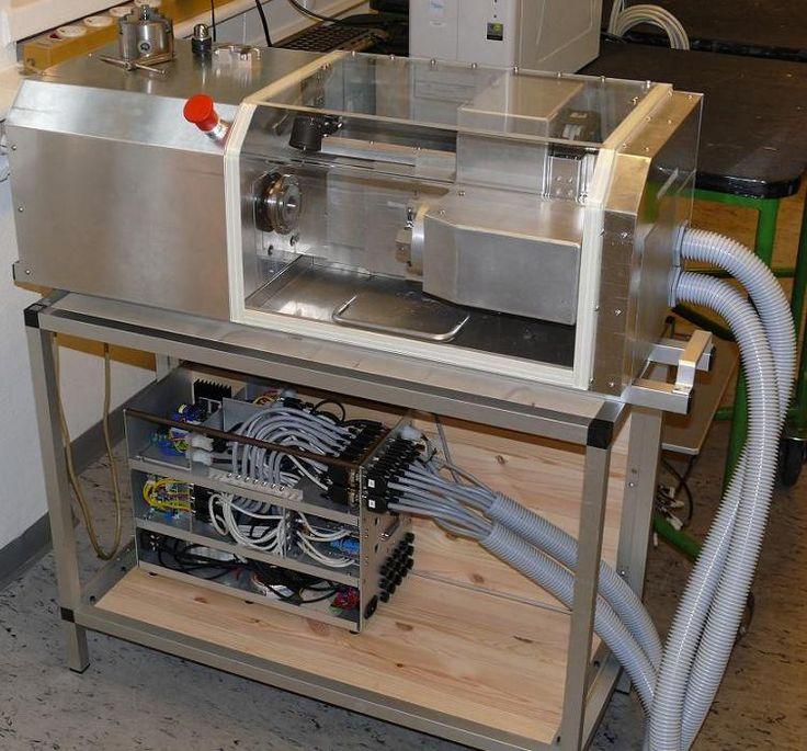 New Machine Build Blightu0027s CNC lathe