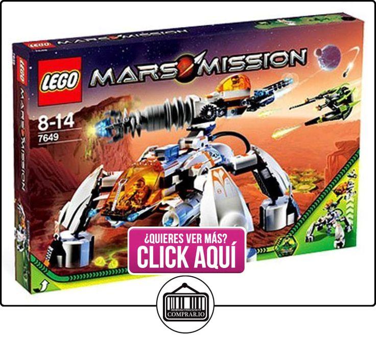 Lego Mars Mission Set #7649 MT-201 Ultra-Drill Walker by LEGO  ✿ Lego - el surtido más amplio ✿ ▬► Ver oferta: https://comprar.io/goto/B001GQHVX6