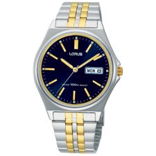 Lorus Gent's Two Tone Watch RXN27BX9