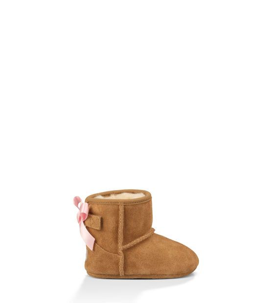 Ugg: Baby Jesse Bow Infant/Toddler (Chestnut) Enter Code: at Checkout for  additional off