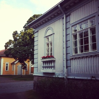 One of my favourite houses in Old Rauma