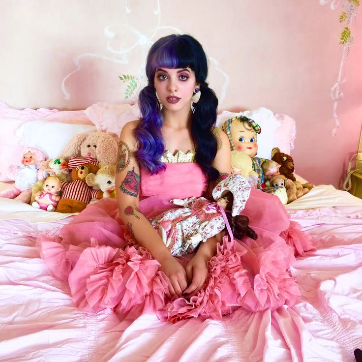 The Pity Party Photo Shoot is a photo shoot to help promote Melanie Martinez's lead single Pity...