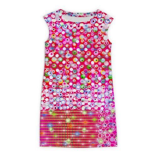 Женственный вырез декольте и отсутствие рукава - идеальный вариант модели платья для летнего дня. По бокам, на уровне бедер предусмотрены комфортные карманы. Идеальная посадка платья по фигуре достигается, в том числе, за счет высокого качества швов. Фасон платья без рукавов к низу слегка расклешен.  Приобрести: