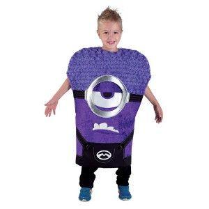 Evil Minion στολή για παιδιά Vicious Mini Man