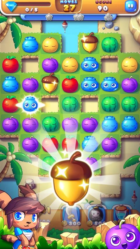 #juicesplash #androidgames #farm #iphonegames #ipadgames #match3 #matching…
