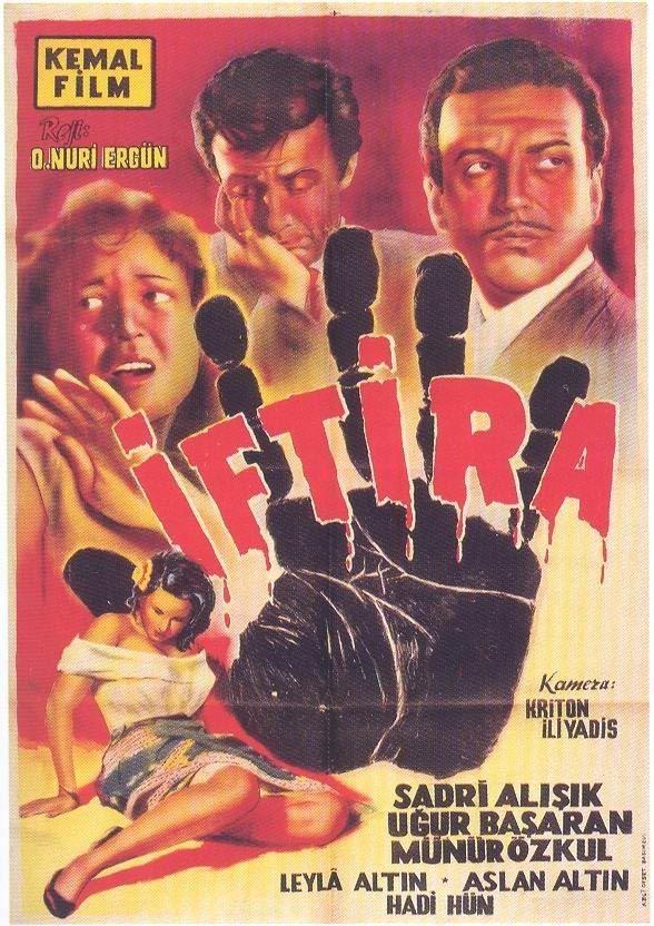 İftira (1958)