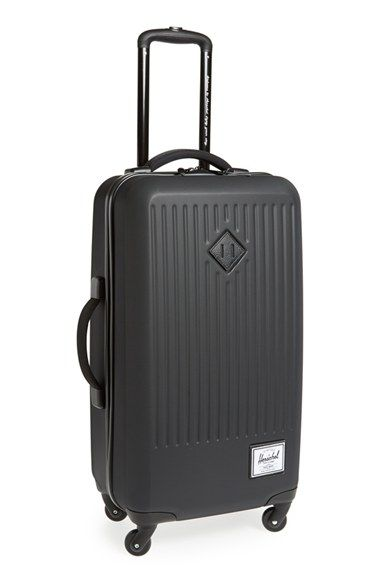 Herschel Supply Co. 'Trade - Large' Rolling Hard Shell Suitcase available at #Nordstrom Christmas 2015 wishlist