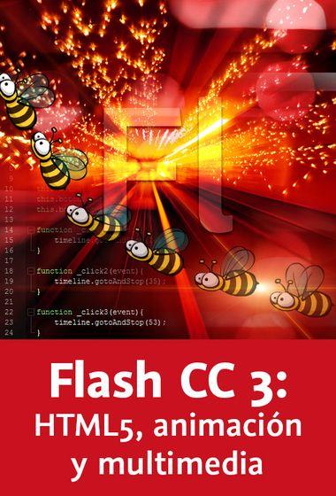 No te pierdas en la confusión que se ha creado en torno a Flash: con su versión Creative Cloud podrás crear contenidos para HTML5 usando el canvas y también crear animación avanzada e interactividad compatible con todo tipo de dispositivos y navegadores. http://ceslava.com/blog/curso-de-flash-cc-html5-animacion-y-multimedia/