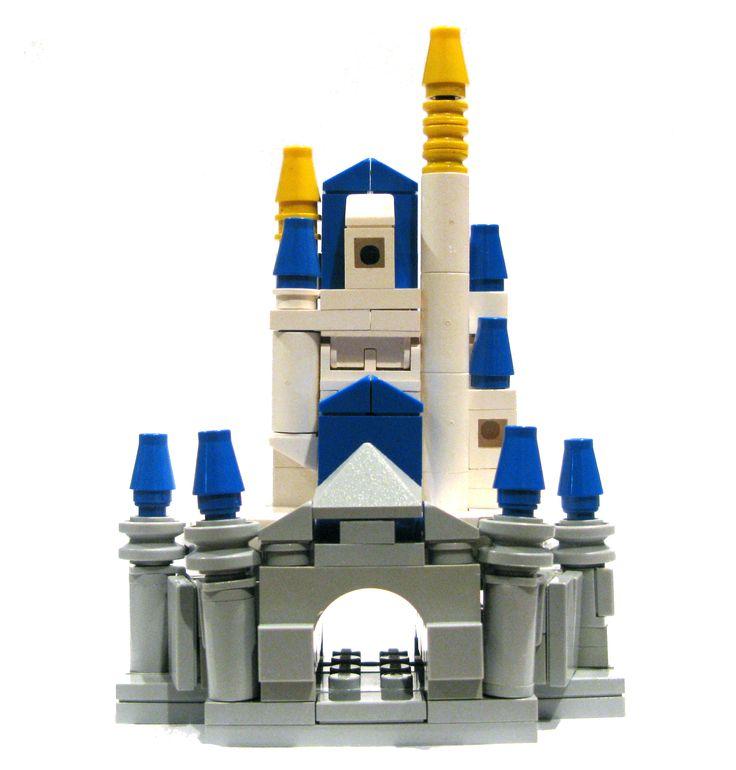cinderella duplo castle instructions