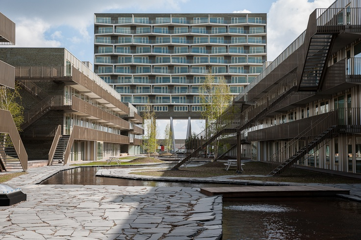 De Kameleon  Design: NL Architects  Commissioner: De Principaal, Woningstichting De Key