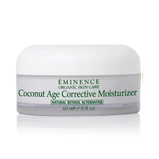 Coconut Age Corrective Moisturizer- Ofcourse it works, ITS' COCONUT!!!!!!! #organicskincare