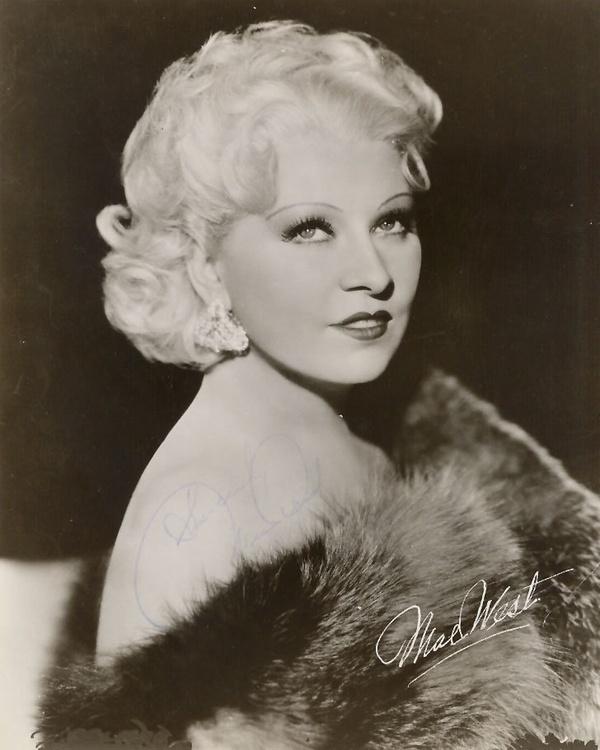 Mae West. Goddess
