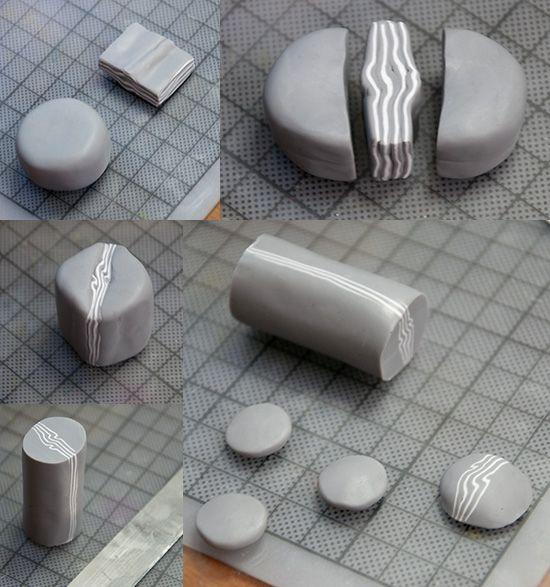 Fabriquer des galets - Tutorial