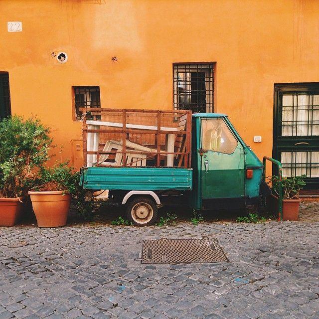 Roma #vscocam  (at www.manmakepicture.tumblr.com)