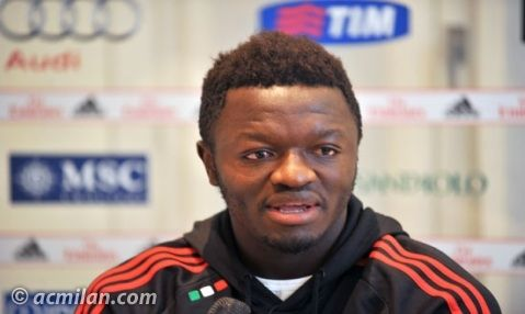 Sulley Muntari: I will see out my contract at Milan - http://www.ghanatoghana.com/sulley-muntari-i-will-see-out-my-contract-at-milan/