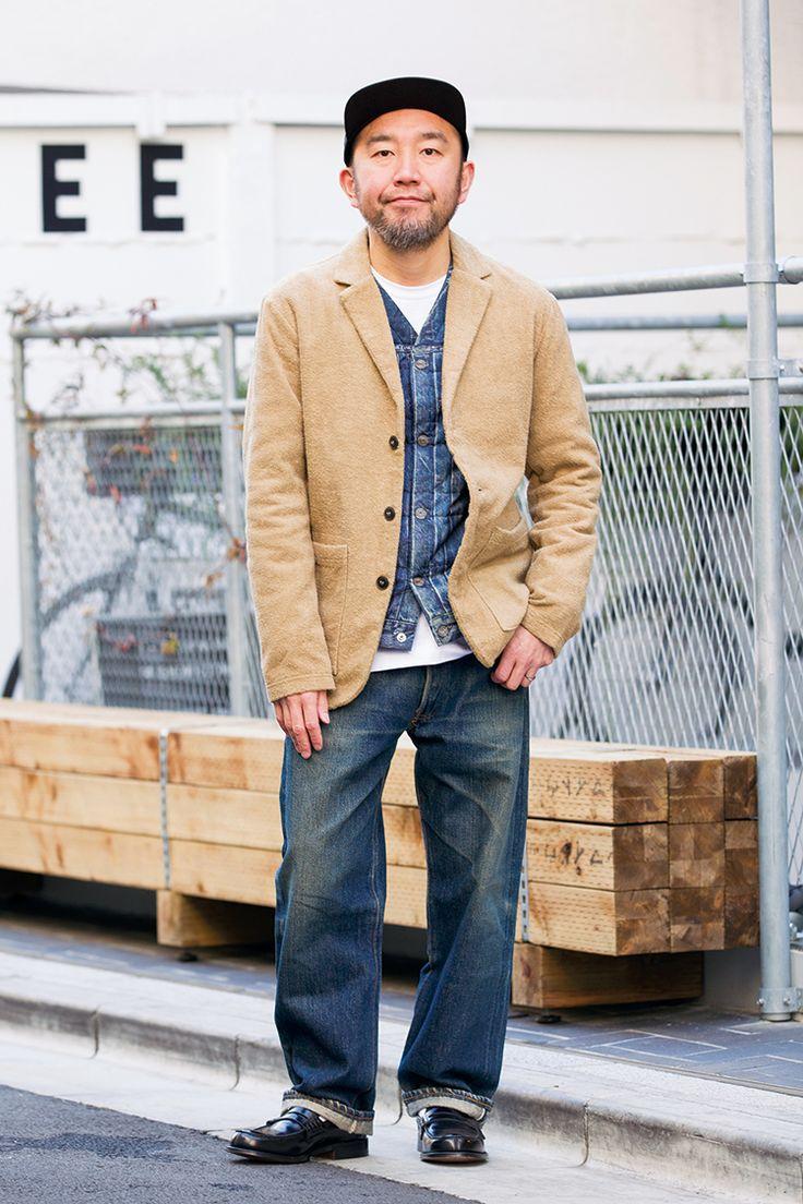 【お手本4選!】リーバイス501で他人とかぶらないコツは丈感と靴選びにアリ | 37.5歳からのファッション&ライフスタイルマガジン|OCEANS