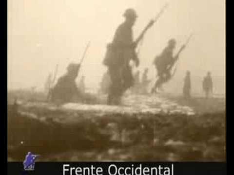 La Batalla de PASSCHENDAELE, realizada entre Julio y Noviembre de 1917, conocida tambien como la tercera batalla de Ypres, se llevó a cabo en el territorio de Bélgica, entre los ejercitos de Francia e Inglaterra contra las fuerzas alemanas (imagenes reales)