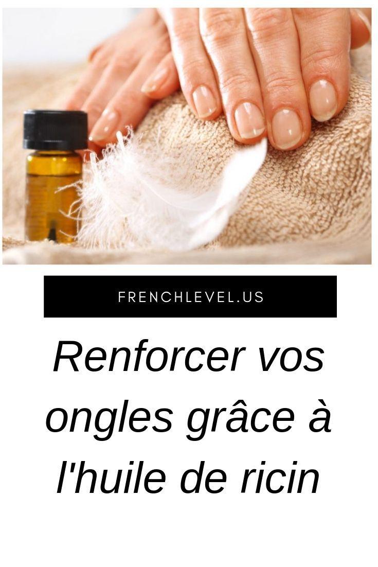 Huile De Ricin Ongles : huile, ricin, ongles, Renforcer, Ongles, Grâce, L'huile, Ricin, #recette, #cuisine, #santé, #remèdes, #gateau, #bienêtre, Huile, Ricin,